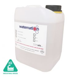 5L Industrial Grade Deionised Demineralised Water